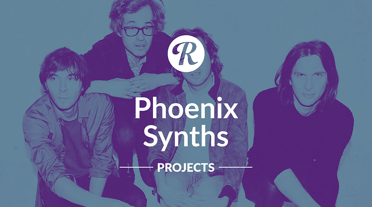 Recreating Phoenix's Synths with Software Instruments | Reverb News
