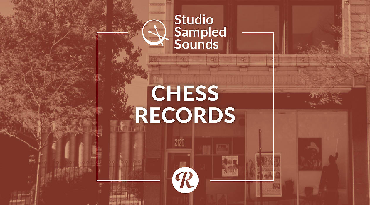 Get The Drum Sounds Of Chess Records | Reverb Studio