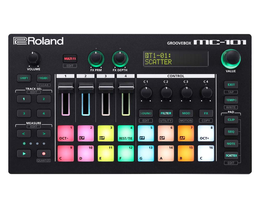 Roland Drops Huge Synth Collection: New Juno, Jupiters