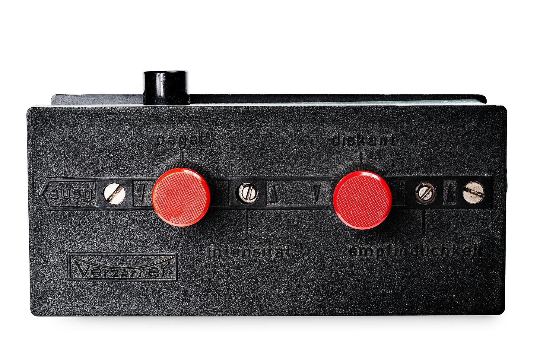 Bohm Electronic Trickverzerrer