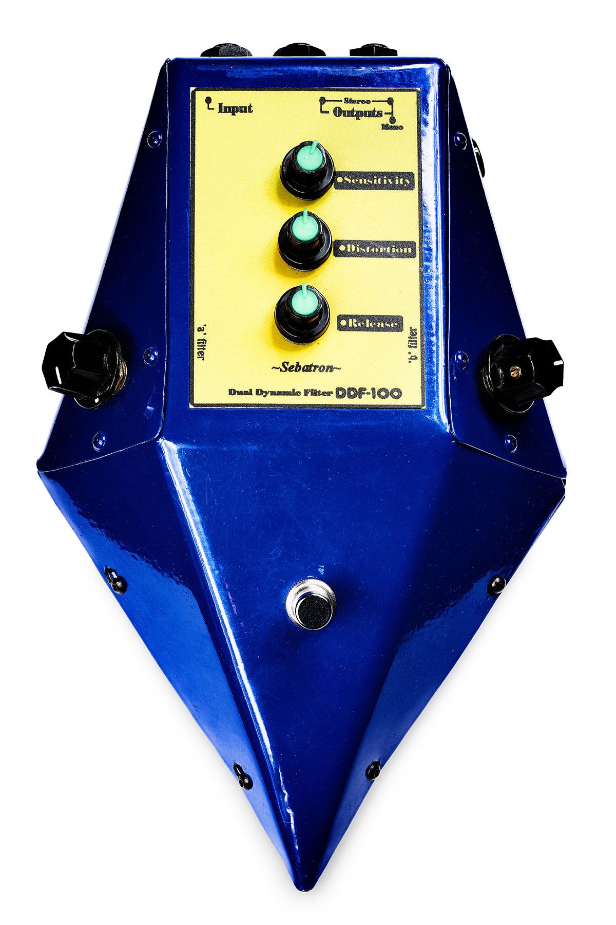 Sebatron DDF-100 Dual Dynamic Filter