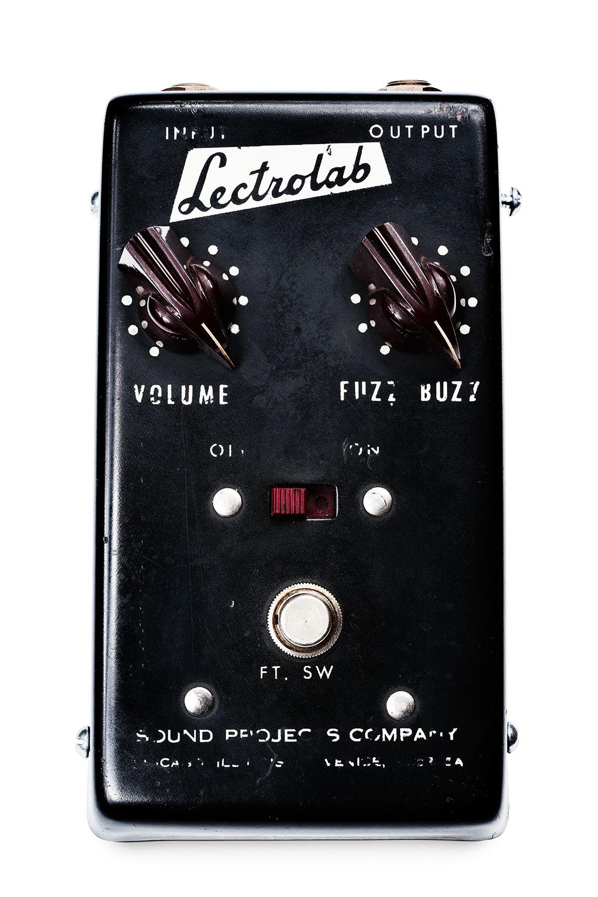 Sound Projects Company Lectrolab Fuzz Buzz