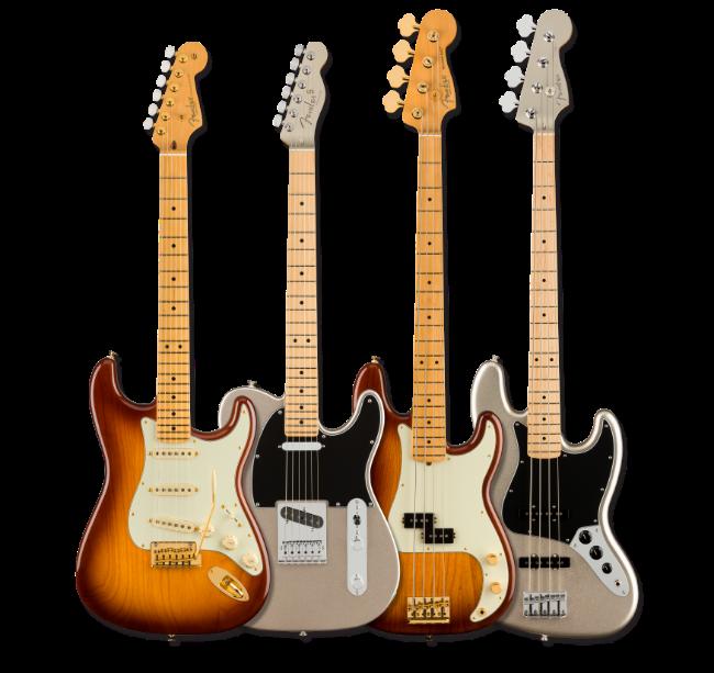 Fender 75th Anniversary Series