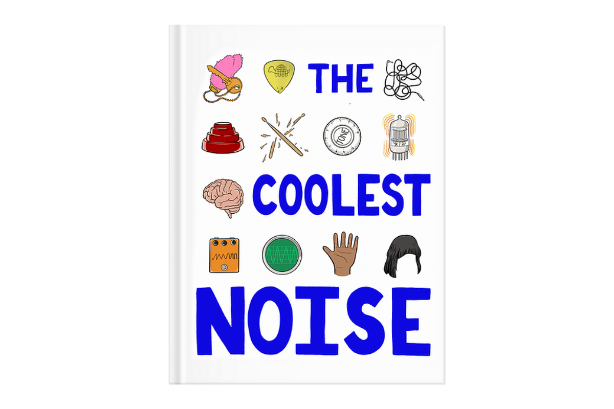 The Coolest Noise Book Cover