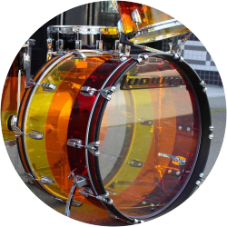 Acrylic Drums