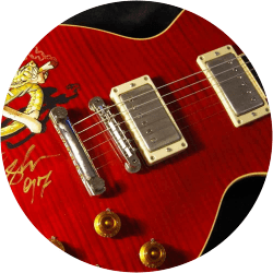 Guitars Owned by Famous Musicians