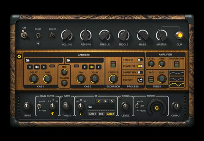 bass amp sim plugins