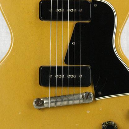 Wraparound Bridge On A 57 Gibson Les Paul Special